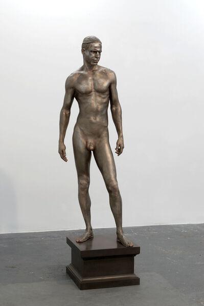 Frank Benson, 'Human Statue (Bronze)', 2009