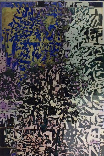 N. Everett Engel, 'Compostion after Tworkov', 2016