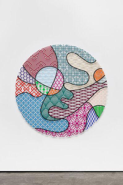 Nevin Aladağ, 'Pattern Kinship, river', 2019