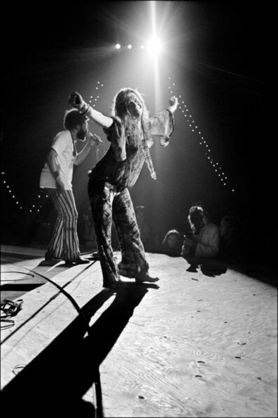 Elliott Landy, 'Janis Joplin, Woodstock Festival, Bethel, NY', 1969-printed 2012