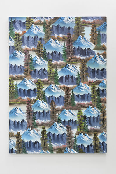 Neil Raitt, 'Crinkle-Cut Mountain', 2017
