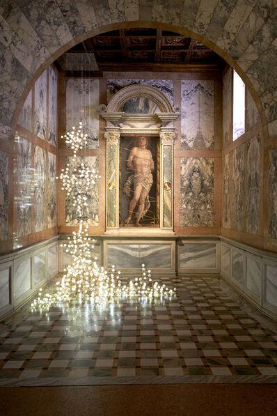Studio Drift, 'Fragile Future Chandelier Venice Mantegna', 2019