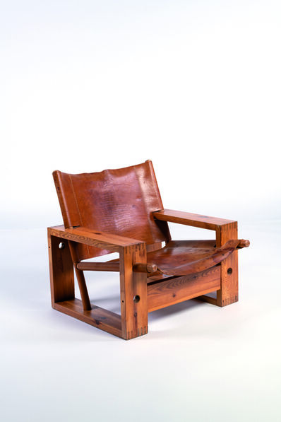 Ate Van Apeldoorn, 'Easy chair by Ate van Apeldoorn for Houtwerk Hattem', vers 1970