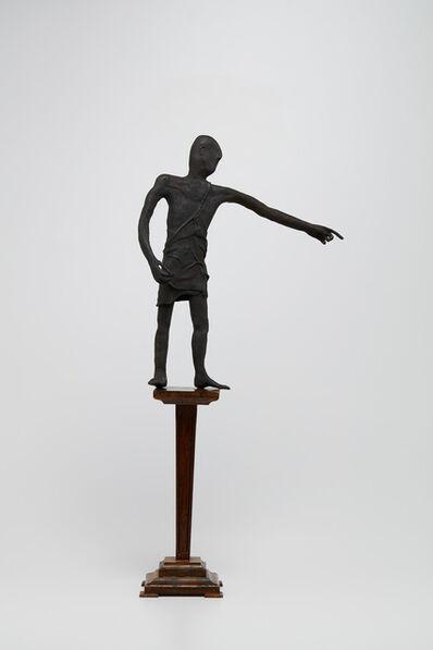 Francis Upritchard, 'Balata Standing Point Black', 2006