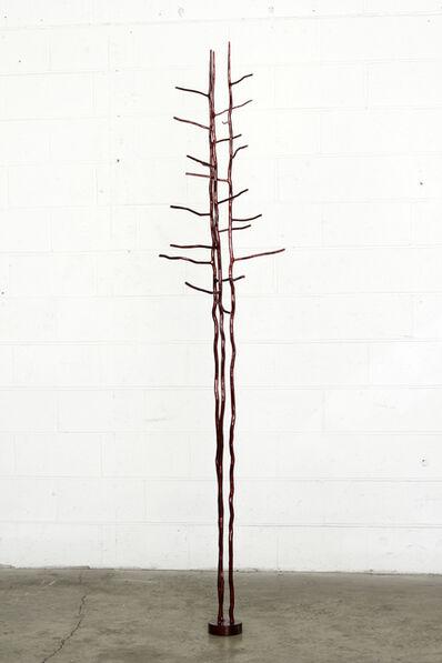 Shayne Dark, 'Triad - Transparent Red', 2012