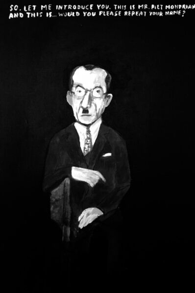Alejandro Magallanes, 'Piet Mondrian', 2018