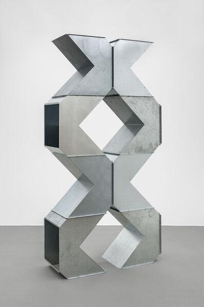 Charlotte Posenenske, 'Square Tubes Series D T-piece (ramification)'