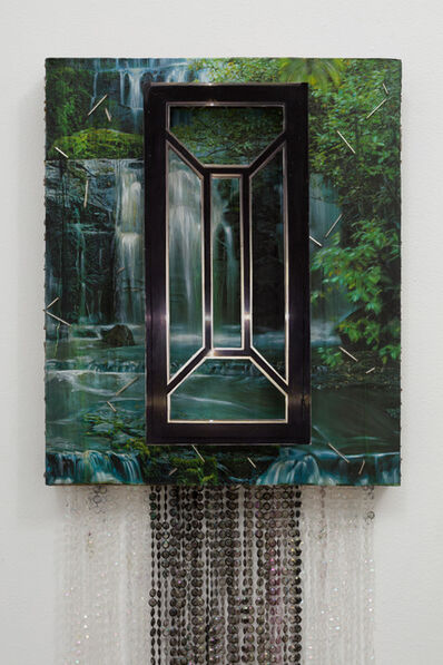 Sarah Cromarty, 'Waterfall', 2013
