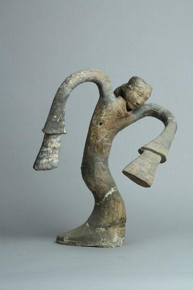 'Dancer figurine', 206 BC -9 AD