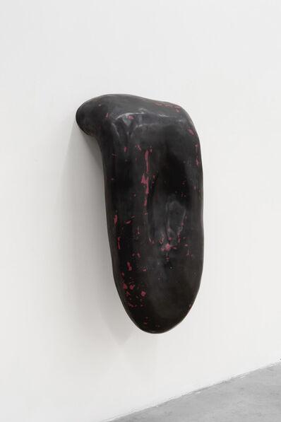 Loup Sarion, 'Nude (nightfall/inflamed plum)', 2019