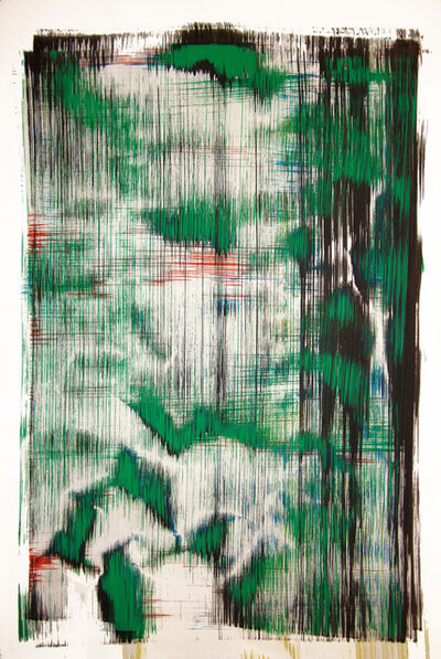Sergio Barrera, 'Antigesture (rhizomes). P17', 2018