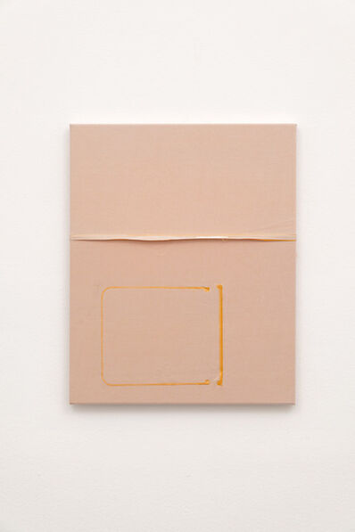Samuel François, 'Untitled (Because the sun is yellow 7/9)', 2014