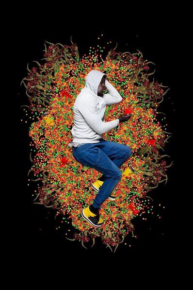 Omar Victor Diop, 'Trayvon Martin, 2012', 2016