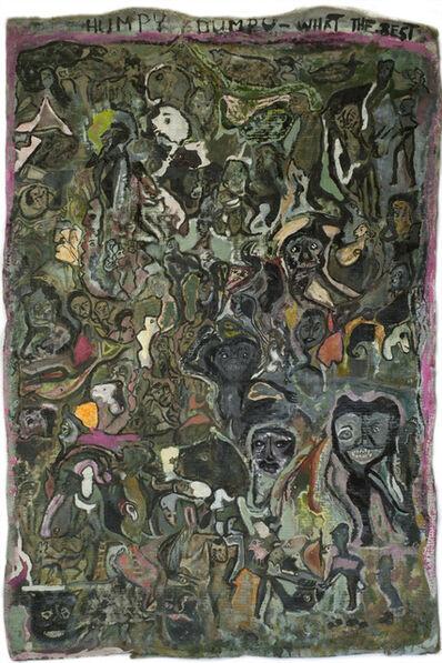 Leonard Daley, 'Humpty Dumpty What The Best', 1992