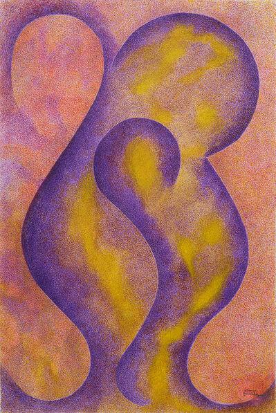 Henriette Zéphir, 'La Flamme Violette', 2006