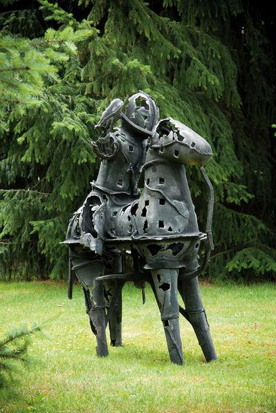 Xavier Mascaro, 'Large Rider', 2011