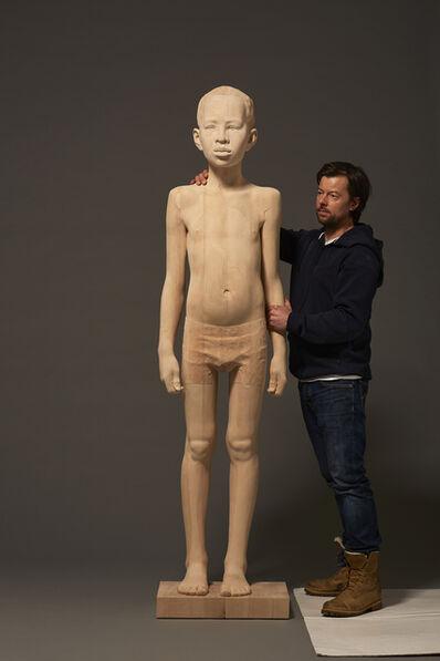 Mario Dilitz, 'No. 165 Large Standing Boy', 2018