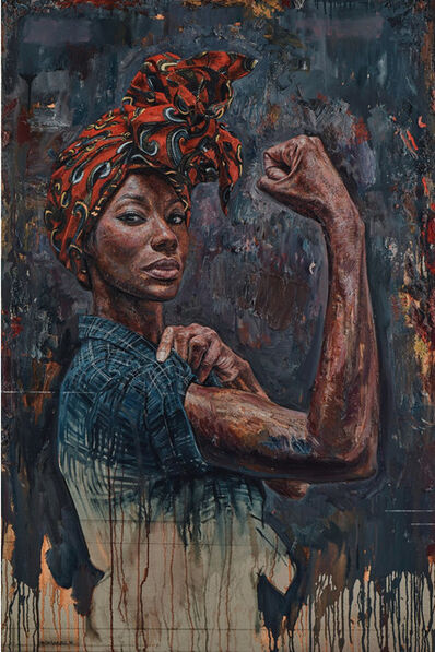 Tim Okamura, 'Limited Edition Archival Giclee Print of Rosie No. 1 ', 2020