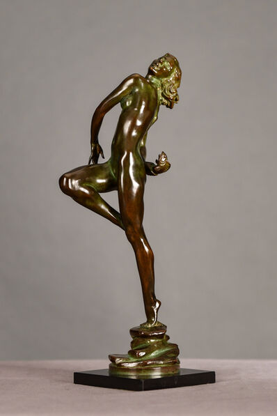 Harriet Whitney Frishmuth, 'Laughing in Waters', 1929