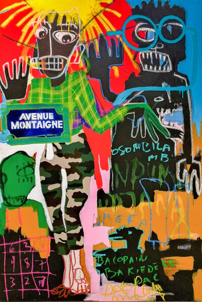 Dolet Malalu, 'Avenue Montaigne ', 2018