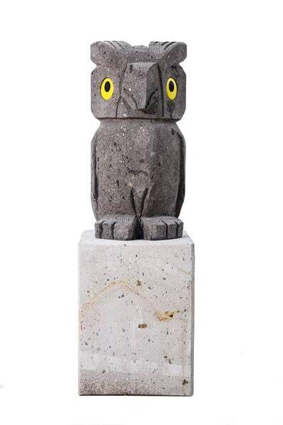 Olaf Breuning, 'Owl ', 2020