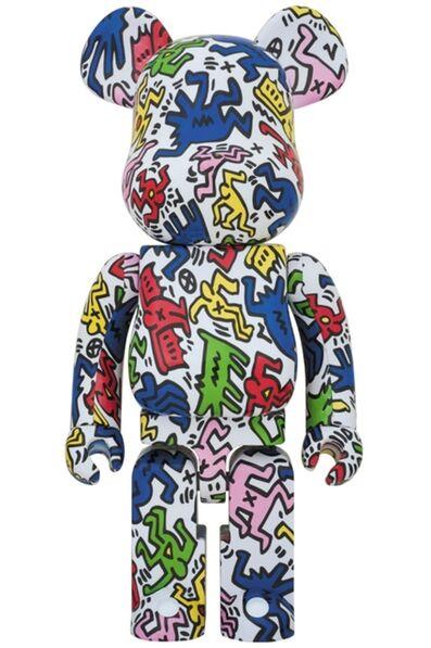 Keith Haring, 'BE@RBRICK KEITH HARING 1000%', 2018