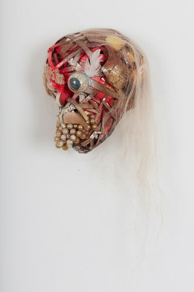 Lavar Munroe, 'Small Solider War Mask: Major', 2018