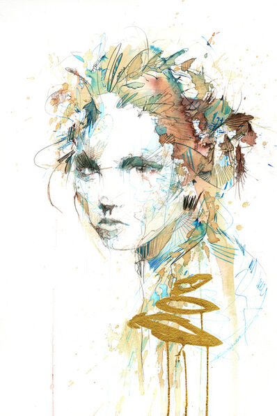 Carne Griffiths, 'The Guardian', 2019