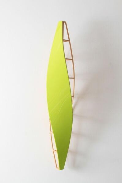 Eric Johnson, 'Aria (Green)', 2016