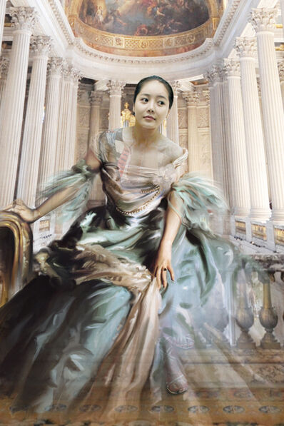 Joonsung Bae, 'The Costume of Painter - J.S.Sargent handrail hy 3', 2015
