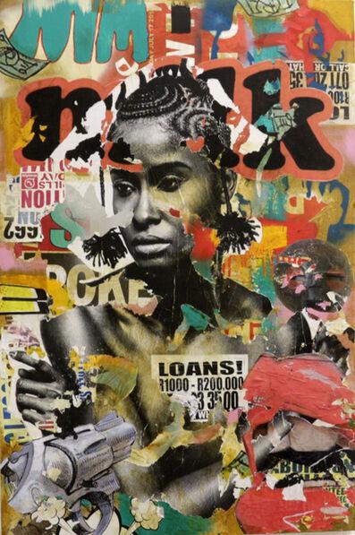 Mncedi Madolo, 'Milk II', 2019