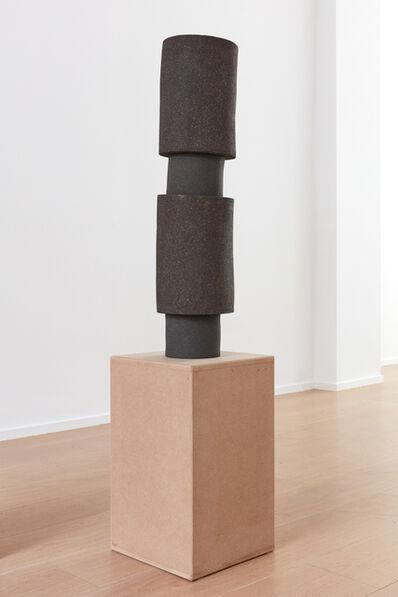 Patrick Carpentier, 'Black Stack n°15', 2019
