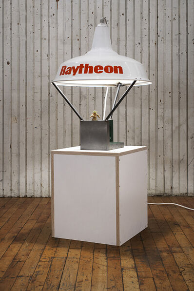 Tom Sachs, 'Raytheon Lamp', 2008
