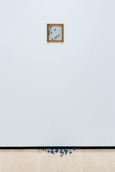 Alicja Kwade, 'Linienland II', 2017