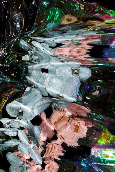 Jordan Tiberio, 'Liquid Mirrors in Rainbows 3', 2020