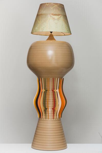 Jorge Pardo, 'Standard Lamp 'Shape 4'', 2016