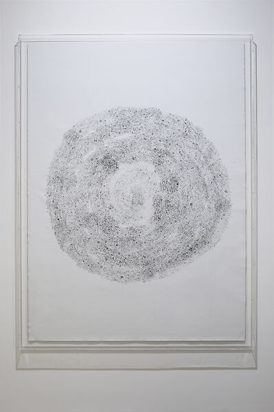 Rosa Barba, 'Language Infinity Sphere (recording)', 2018
