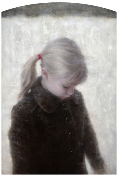 Vincent Xeus, 'Harper in Snow', 2014