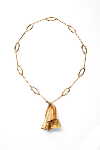 "Giacomo Manzù, '""Necklace with Necklace and Necklace""', 1970"