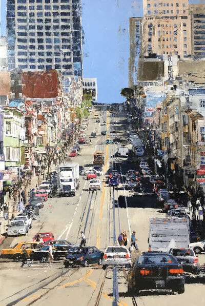 Ronald Dupont, 'San Francisco - Home Port', ca. 2018