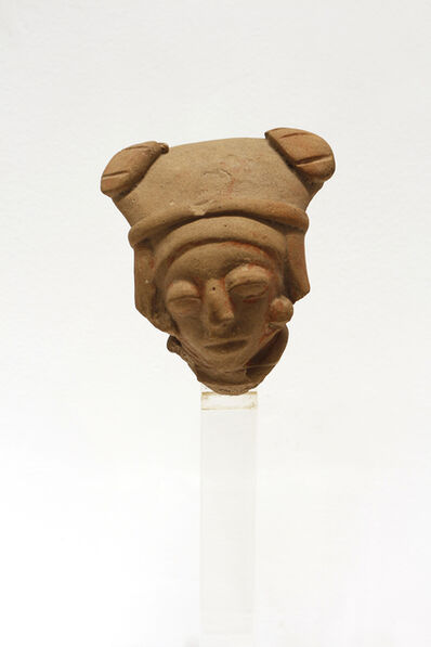 Unknown Pre-Columbian, 'Head. La Tolita, Ecuador', 500 BCE-500