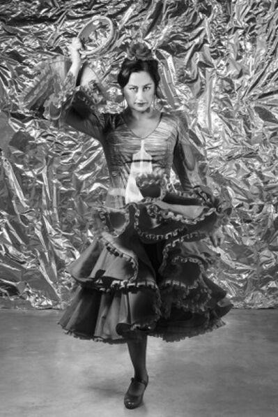 Pilar Albarracin, 'Soleá por músculos, Serie Anatomía Flamenca  ', 2017