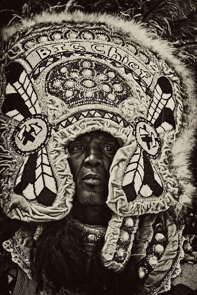 Shawn Escoffery, 'Big Chief', 2020