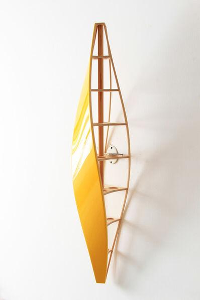 Eric Johnson, 'Aria (Yellow)', 2016