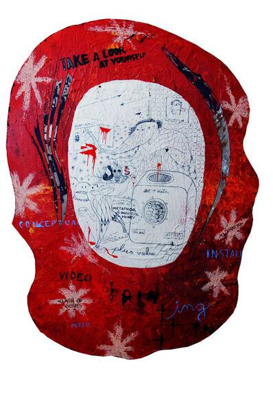 Carlos Contente, 'A mirror', 2015