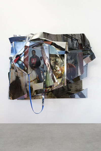 Mohamed Bourouissa, 'Yacin', 2019