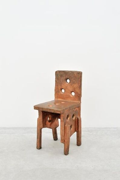 Max Lamb, 'Copper Chair', 2010