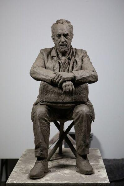 Sean Henry, 'Seated Figure', 2016