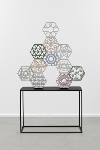 "Nevin Aladağ, '""Jali Tree""', 2018"
