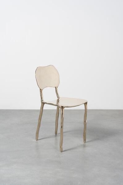 Maarten Baas, 'Clay Chair Bronze', 2019